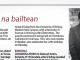 As Na Bailtean: village news from across the Galson Estate.